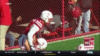 Maryland at Nebraska - Football Highlights