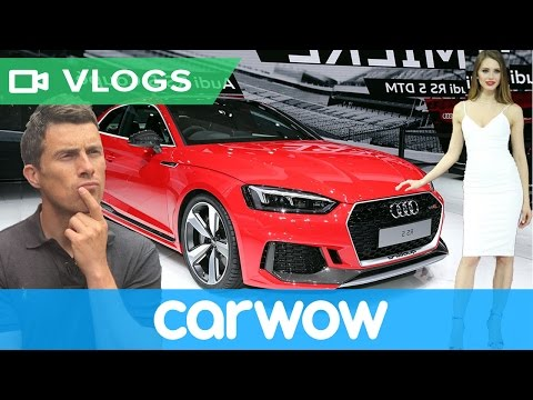 Best new cars coming in 2017/ 2018 - my Geneva show tour | Mat Vlogs