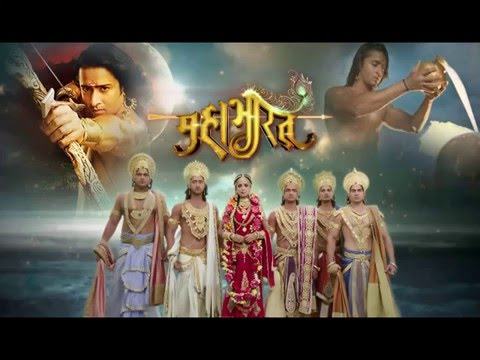 gandiv dhari arjun mahabharat song
