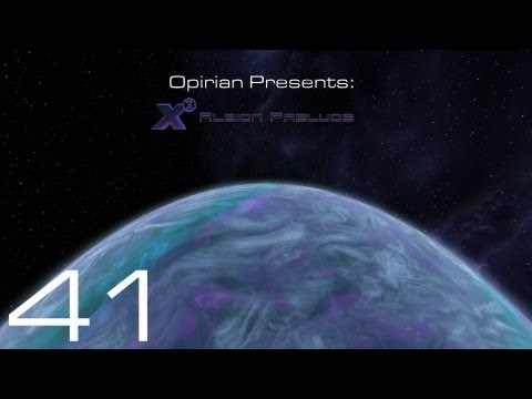 "X3: Albion Prelude - Episode 41: ""Aid"" The War Effort"
