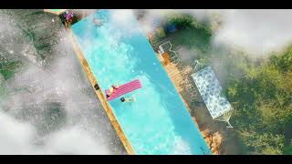 Ma piscine, version hollywood...