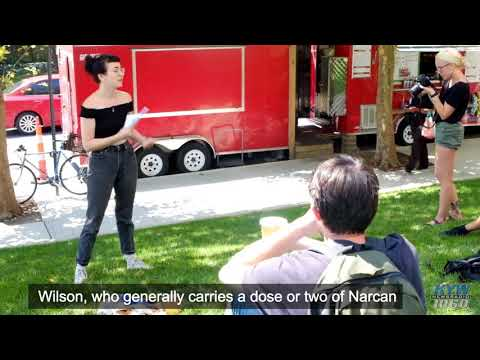 Temple Student Stages Workshop On Emergency Use Of Narcan