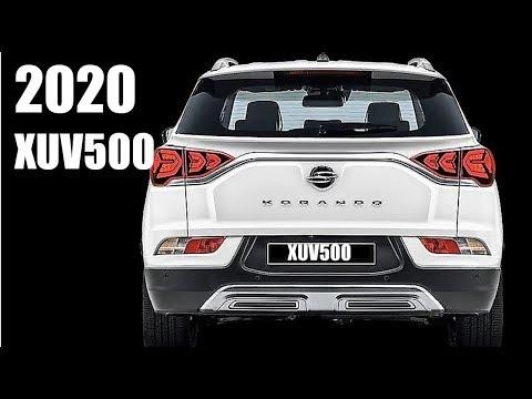 SSANGYONG KORANDA\/2020 MAHINDRA XUV500 - FULL DETAILS ...