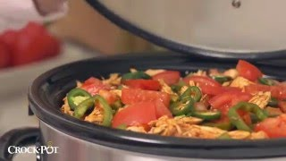6-Quart Programmable Cook & Carry™ | Crock-Pot®