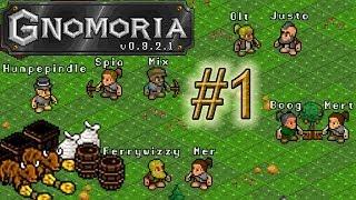 Gnomoria 01. Это моя гора!