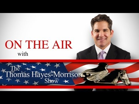 Grant Cardone Talks Wealth and The Middle Class on Thomas Hayes-Morrison Show