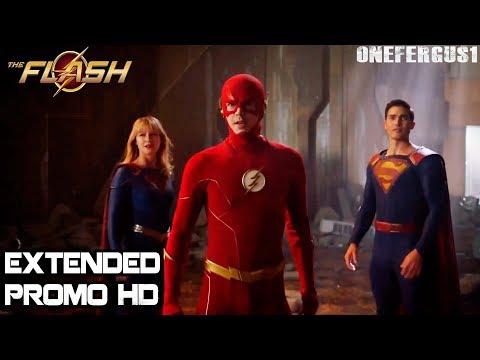 """The Flash 6x09 Trailer #2 Season 6 Episode 9 Extended Promo/Preview HD """"Crisis On Infinite Earths"""""""
