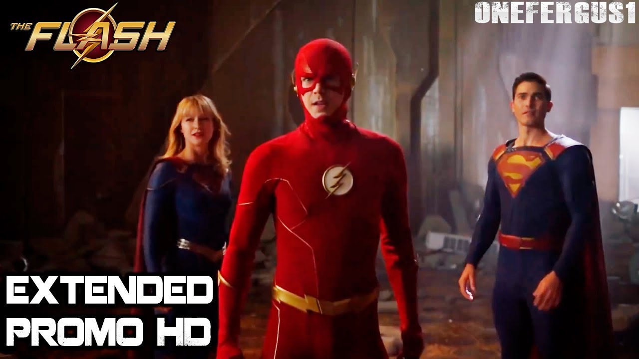 """Download The Flash 6x09 Trailer #2 Season 6 Episode 9 Extended Promo/Preview HD """"Crisis on Infinite Earths"""""""