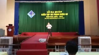 Bài ca người giáo viên nhân dân - Hữu Vinh