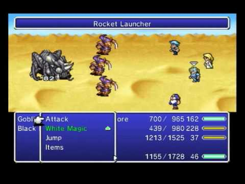 Final Fantasy IV: The After Years: Bands