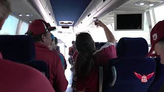 Birdgang Travel Home Game Bus & Tailgate