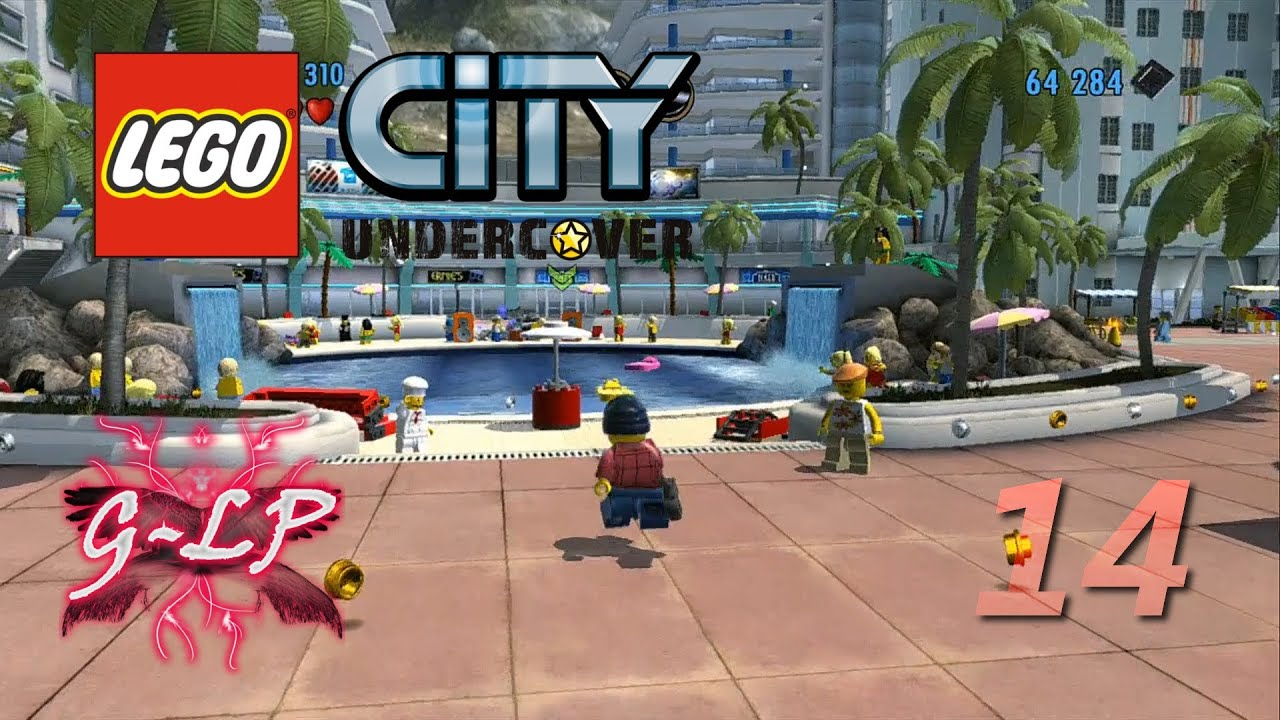 Let\'s Play Lego City Undercover (Wii U #14): Undercover Pool-Party ...