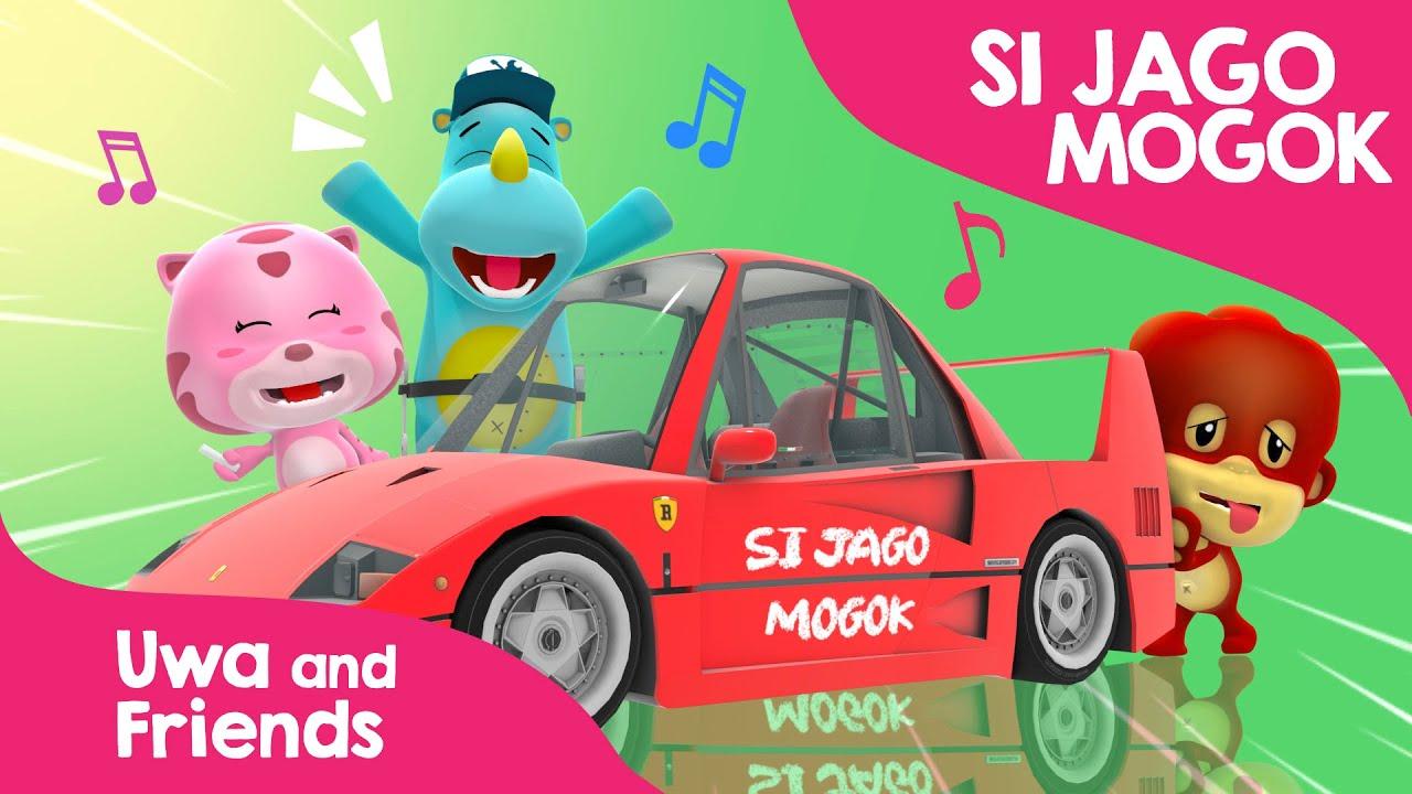 si Jago mogok - Lagu Anak Indonesia 90 an - Lagu anak Populer