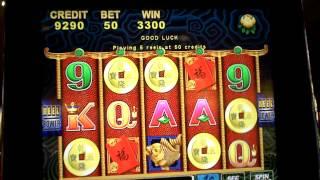 5 Dragons Slot Machine Bonus