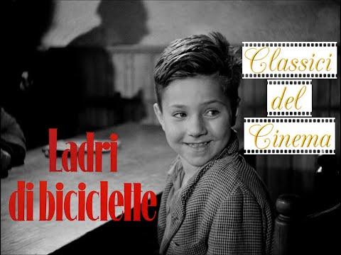Ecco perché LADRI DI BICICLETTE è il più importante film italiano