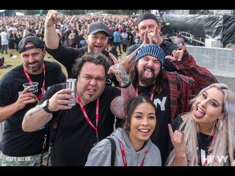 Download Festival Melbourne Australia 2018 | Vlog