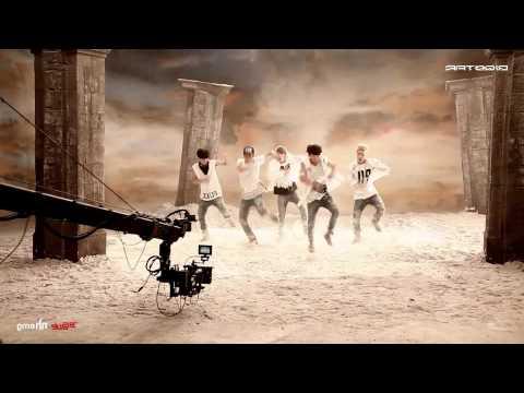 MIRRORED Run & Run - Bigstar (빅스타) Dance Making MV
