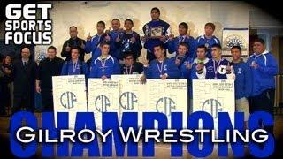 2013 CCS Wrestling Championships (part 1)
