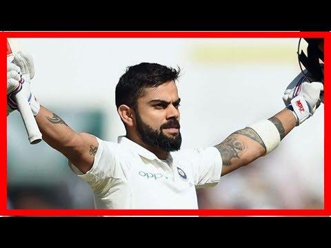 Daily News - India vs sri lanka 3rd test, day 1: virat kohli hits percentage of 20, into the 5000-r
