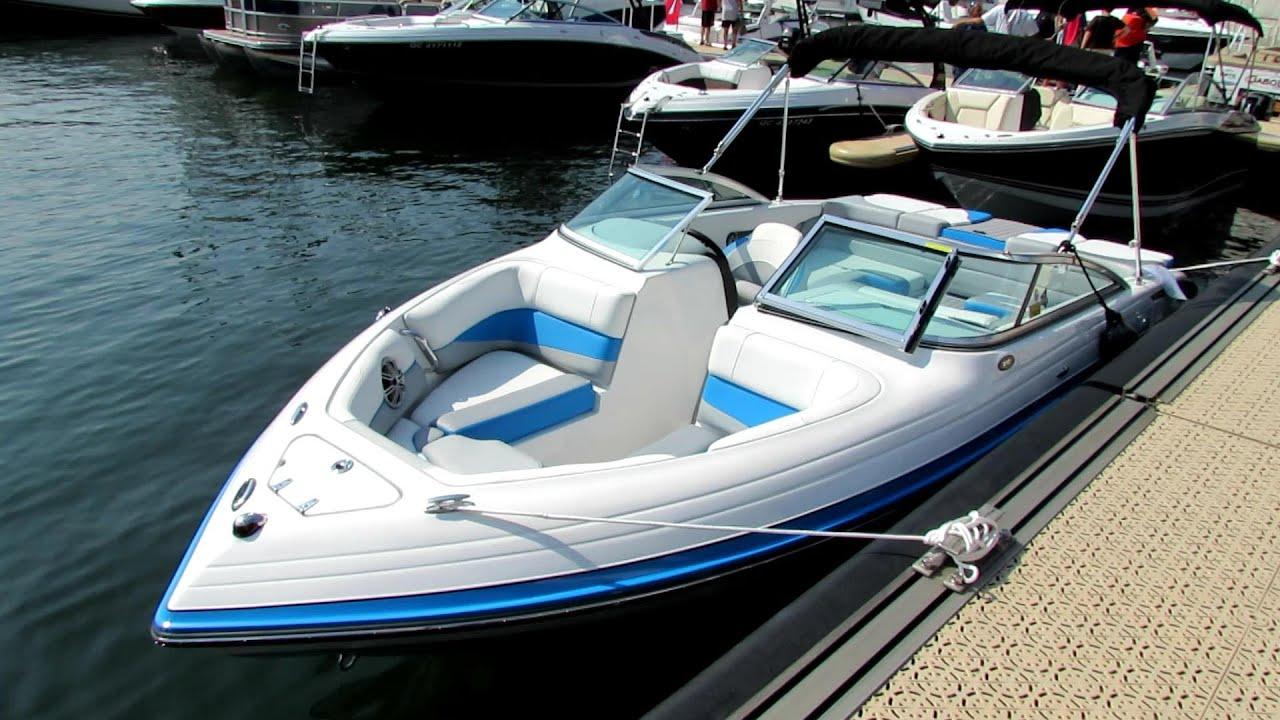 2014 Bryant 210W Motor Boat
