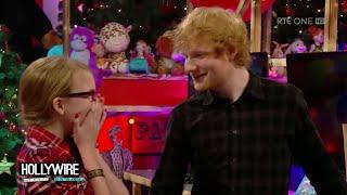 Ed Sheeran Surprises Crying Fan & Sings 'Lego House' Duet VIDEO