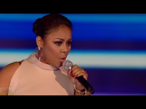 The X Factor UK 2016 6 Chair Challenge Ivy Grace Paredes Full Clip S13E10