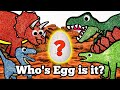 Dinosaurs for kids, Dinosaurs Learn Name and Sounds | Tyrannosaurus, Raptor, Stegosaurus,Triceratops
