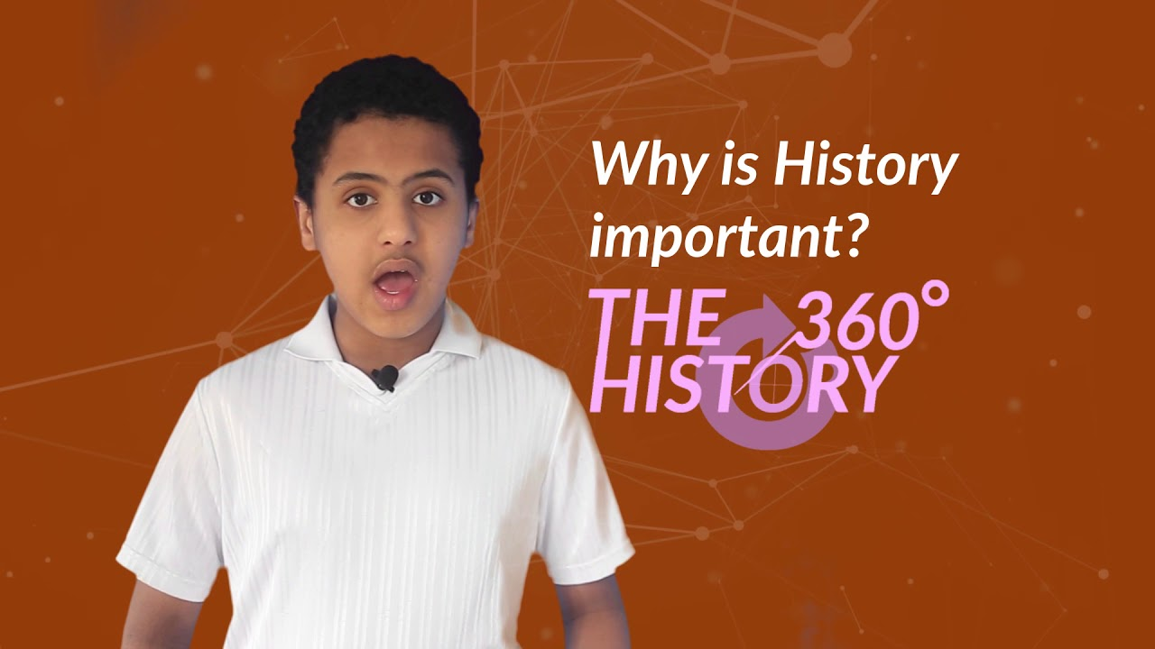 why history is important History is an important and interesting field of study because it grounds each and every one of us in our roots ethnic, national, and cultural identity are all this relates directly to our next reason why history is important, which is 2 history helps us understand change history is a continuous.