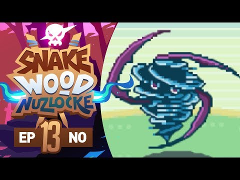 UHHH WHAT IS THIS - (Pokémon Snakewood) Episode 13