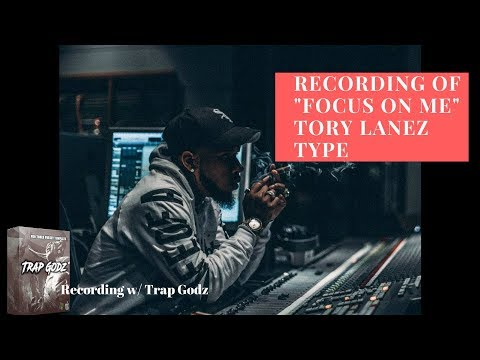 """how to record a trap song w/ Trap Godz Pro Tools Preset """"Focus On Me"""" Tory Lanez type"""