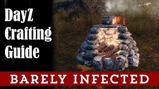 DayZ Crafting Guide - DayZ 1.0 Guides - Ep.2 - Beginners