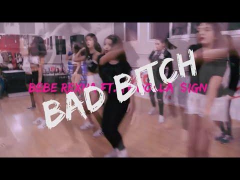 Bebe Rexha - Bad Bitch ft. Ty Dolla $ign - Choreography by Maca Catramado