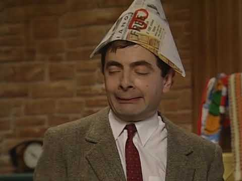 Bean There with Bean   Funny Clips   Mr Bean Official