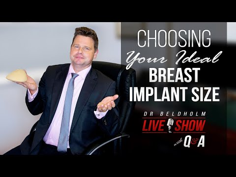 Comparing CCs To Bra Cup Size: How To Choose The Breast Implants Right For You