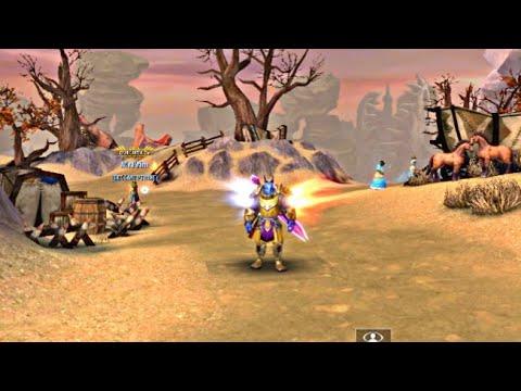 El Mejor MMORPG Para Móviles - Order And Chaos 2 | Sera Verdad Esto?