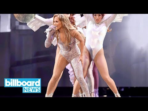 Jennifer Lopez Brings Out Her Daughter For Tour Opener - Watch | Billboard News