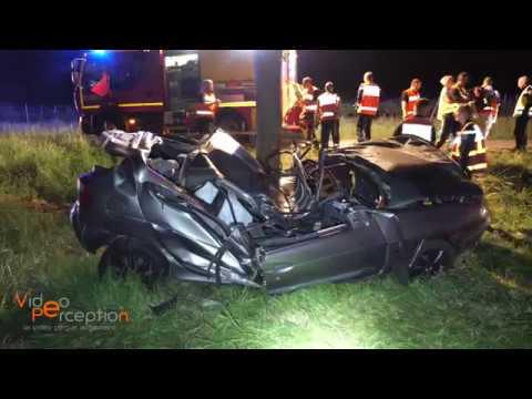 accident mortel une voiture percute un arbre ribeauvill youtube. Black Bedroom Furniture Sets. Home Design Ideas