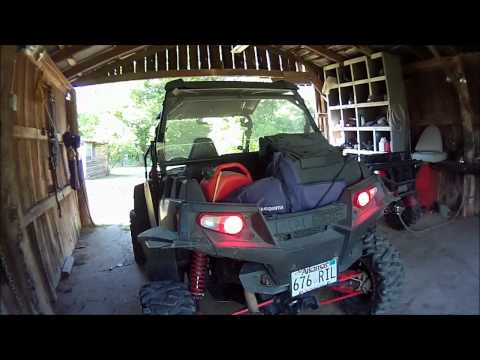 Street Legal RZR XP Side-by-Side; Part 1: Legal Requirements