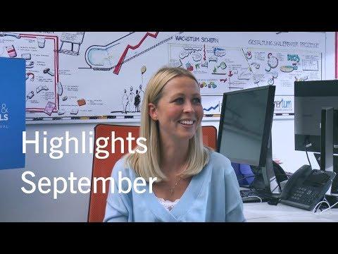 Deutsche Börse Venture Network highlights September 2017