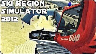⛄[06] SKI REGION SIMULATOR 2012 ⛄ SCHWER VERLETZTE PERSON IN NOT