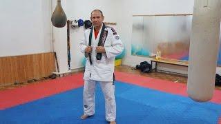 Отзыв о занятиях Кудо в Воронеже. Константин Промысловский - мой наставник, даже спустя 17 лет.