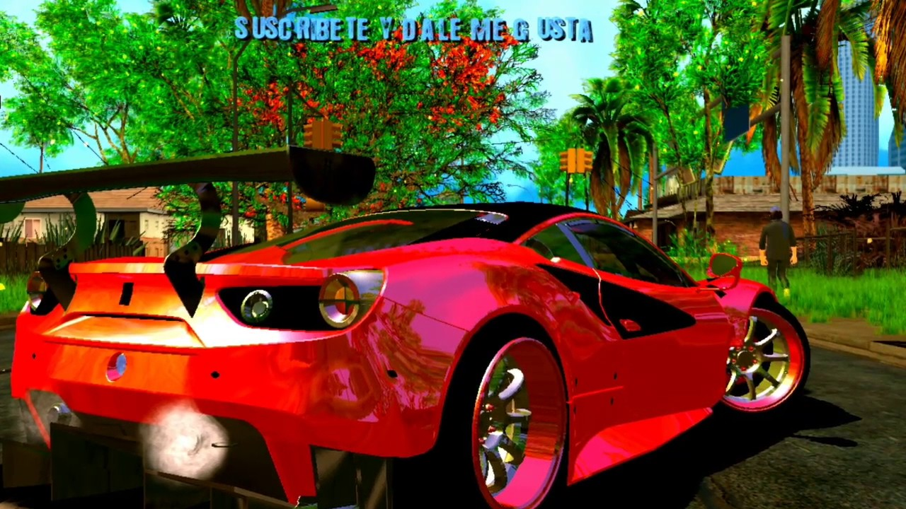 55 Mod Mobil Gta Sa Dff Only Gratis Terbaik