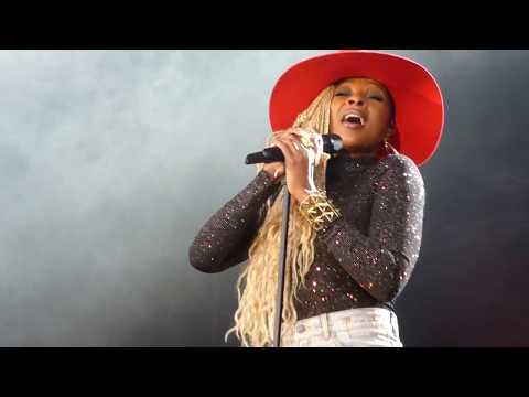 Mary J Blige - 'Set Me Free' - Liseberg, Gothenburg, 22nd July 2017
