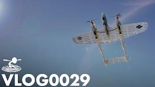 3D PRINTED RC WARBIRDS   VLOG0029