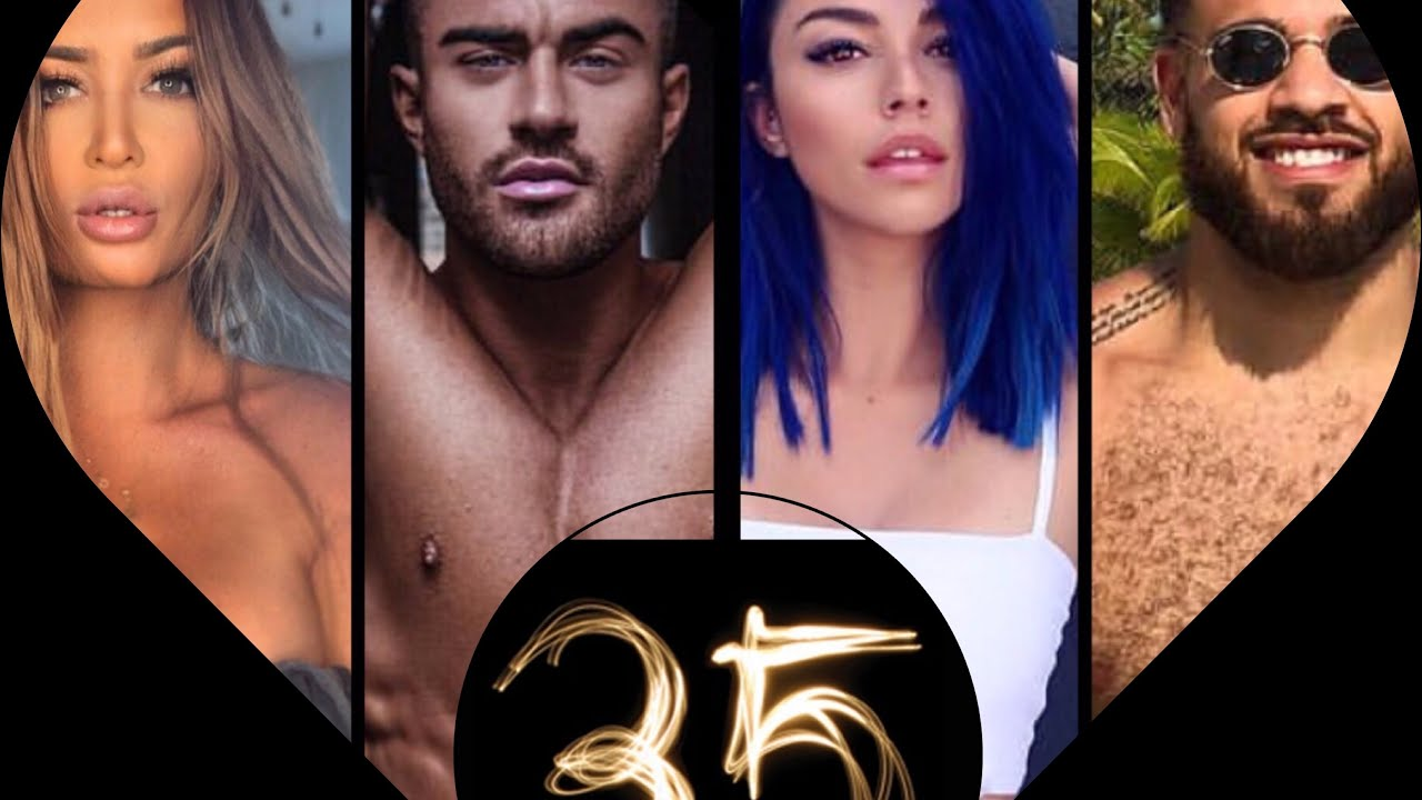 MTV • THE CHAllENGE 35 CAST • - YouTube