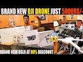 Cheapest Drone And Camera Market | Drone And Dslr In Cheap Price  | Second Hand Drone Market