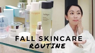 Fall Skincare Routine 2016, fall skincare routine, normal skin, organic skincare