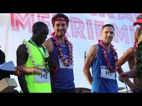 2017 Kalakaua Merrie Mile Elite Awards Ceremony Presentations
