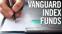 INVESTING IN INDEX FUNDS 📈 Best Vanguard Index Funds To Invest In!