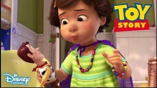 🏡 Noua Casă A Lui Woody | Povestea Jucăriilor | Disney Channel România